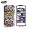 O luxo de venda quente de Shs galvaniza a caixa do telefone de TPU para o iPhone 7/7 positivo