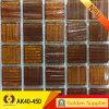 Mosaico di vetro delle mattonelle della parete del materiale da costruzione (AK45-07)