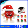 Prix ​​promotionnel Cute Cartoon M Chocolate Bean USB Stick