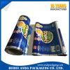 BOPP/VMPET/PE Chips, die Film-Rolle/gedruckte Nahrungsmittelplastiktasche verpacken