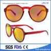 Moderner klassischer Marken-Entwerfer-Überformatsonnenbrillen für Frauen