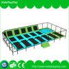 娯楽(KP150907)のための使用された子供の大きい工場屋内トランポリンのテント