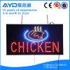 Rectángulo de Hidly la muestra del pollo LED de Europa