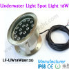 18W IP68 수족관을%s 수중 연한 색 변화 반점 빛