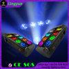 Bester Effekt-Miniarmkreuz-Licht des Preis-8X10W LED für Stadium
