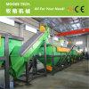 Máquina de reciclaje plástica inútil de la película de estiramiento del SGS del CE