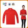 Constructeur de T-shirts de logo estampé par coutume de prix usine de Guangzhou