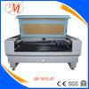 De wijdverspreide Grote Scherpe Machine van de Laser voor de Doek van de Spoel (JM-1810-4T)