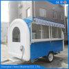 Camion de cuisine mobile de remorque multifonctionnelle de crême glacée de Ys-Fb200j