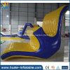Diapositiva inflable popular del Totter del agua del PVC para los juegos del agua