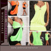 Preiswerter Onlineklumpen-reizvolle Mädchen-Sommer-Kurzschluss-Kleider