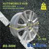 Bordes de la rueda de la aleación de las piezas de automóvil de DIY, bordes del coche
