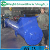 Transporte de parafuso flexível do cimento da espiral do eixo helicoidal do aço inoxidável