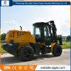 Diesel 4WD 3.5 Tonne aller Gelände-Gabelstapler mit Block-Schelle