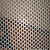 Round Holeの熱いSales Iron Perforated Metal Mesh