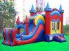 Aufblasbarer Prahler der Qualitäts-2017 mit Plättchen/aufblasbarem Jumpong Haus für Kinder