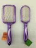 Cepillo plástico profesional del peine/de pelo