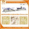 Arroz alimenticio del arroz artificial que hace el estirador de la máquina con alta capacidad