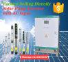 inverseur 460VAC solaire avec facultatif entré par AC pour le pompage de l'irrigation 1-50HP de terres cultivables
