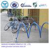 La bici de acero aprobada ISO de las Multi-Posiciones espirales atormenta el soporte de la bici