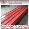 Hoja prepintada de la hoja de acero PPGI para el material para techos