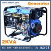 CE Standard 2kVA Strong Diesel Generator Key Starting