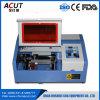 Mini máquina del cortador del laser del grabador de la cortadora del laser del CNC/laser