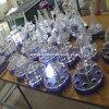 カスタムアクリルのカップ・ホルダーの皿表