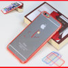 Acrylic + TPU claros Hybrid Caso Phone Accessories para el iPhone 6 Plus 5.5 Inch