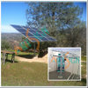太陽PVスタンドアロンポーランド人の取付金具