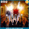 Estrella inflable de la decoración multicolora fantástica del diseño para cualquie día de fiesta