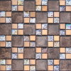 Mosaïque en verre d'art de matériau de construction de la Chine/Mosaico (VMW3205)