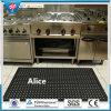 スリップ防止台所マットか帯電防止ゴム製マットまたは抗菌の床のマット