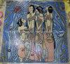Mosaico della pittura di arte, mosaico murale per la parete (HMP805)