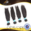 100% Excellent non transformé 6A Ladies indien Hair