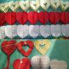 Guirnalda del papel del corazón del amor de la decoración de la boda