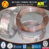 Beschichtete H08A EL12 eingetauchtes Elektroschweißen-Draht-Schweißens-Produkt mit Kupfer