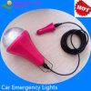Lâmpada de leitura portátil do carro do USB/luz Emergency do carro