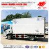 肉および魚の輸送のための冷却装置ボックストラック
