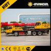 Un camion da 30 tonnellate con la gru mobile di Sany Stc300s della gru