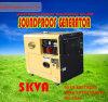 3kw 5kw 6kw 10kw Silent Diesel Generator met SGS van Ce ISO BV