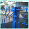 50*120mm Hole Size、1.8m Height PVC Coated Wire Mesh Fence