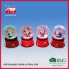 Глобус воды Santa Claus глобуса снежка орнамента рождества кристаллический