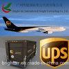 フランスへのUPS International Courier Express From中国