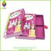 다채로운 인쇄 립스틱 포장 서랍 상자