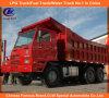Heavy Duty Sinotruk 6X4 lado de la carretera Minería Camión volquete Camión volquete