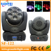 CREE 7PCS*15W RGBW LED Moving Head Beam Light