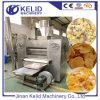 Maquina de hacer flakes de maíz industrial totalmente automática