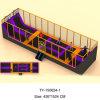 De BinnenTrampoline van hoogspringen (ty-150624-1)