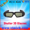 Высокое Transmittance 3D Shutter Glasses Fully - совместимое с Samsung/Сони/Changhong/Konka